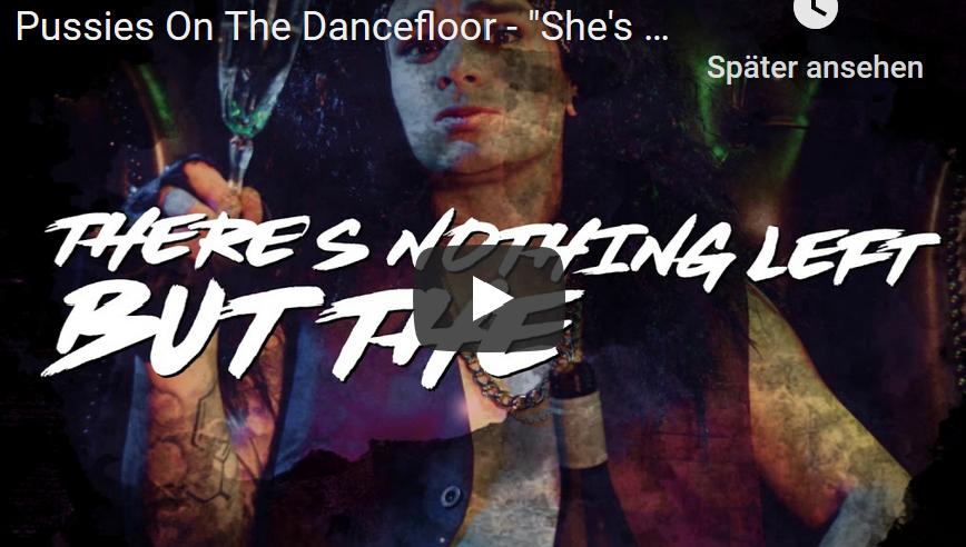 "Lyrics Video ""She's a Vamp"""
