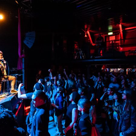 Pussies On The Dancefloor live im Backstage Club | Emergenza 2020 | 1st Step No.3 | 14-2-2020 | © Tobias Tschepe